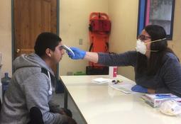 Coronavirus: Badinotti implementa mesas de trabajo con sus colaboradores