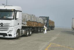 Camioneros piden al Gobierno que desbloquee transporte de salmón