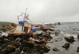 Solvtrans gestiona regreso a Puerto Natales de pescadores rescatados