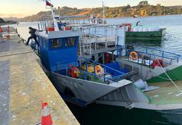 Detectan barcaza que pretendía salir de cordón sanitario sin autorización