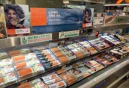 Sjømatrådet status: Prisfallet for laks begynner å flate ut - flere positive trekk å spore