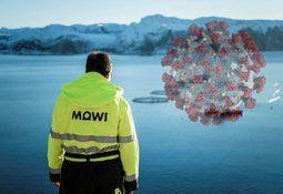 Korona ga økte kostnader for Mowi