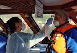 Covid-19: Resguardos conducen a viajes de 20 horas en barco a centros de Aysén