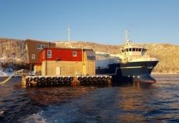SinkabergHansen og NTE på lag for et mer energieffektivt havbruk
