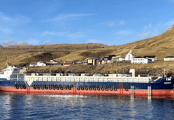 Salmon ahoy! Bakkafrost gets another ship-conversion feed barge