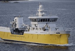 Mowi gives wellboat firm its first Chilean contract