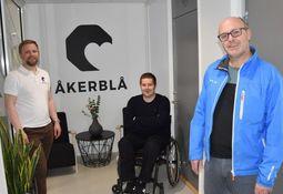 Bygger fjerde fartøyet i rekken for Åkerblå