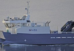 Har signert to nye båter med Salmar