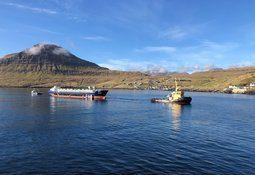 JT electric overleverte fôrflåte til Bakkafrost