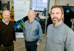 Aquaculture entrepreneurs get a virtual push start