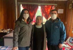 Badinotti Services Aysén entrega colaboración a Junta de Vecinos