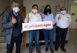 Corfo Los Lagos apoya la innovación acuícola en medio de la pandemia