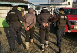 Prisión preventiva para imputados por robo de salmones en centro de cultivo