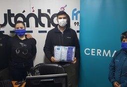 Covid-19: Cermaq Chile realiza donación a comunidad de Puerto Cisnes