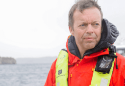 Former Mowi chief Aarskog joins electric boat company
