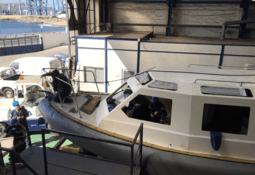 Comenzará a operar embarcación que fiscalizará acuicultura en Magallanes