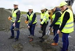 Work starts on 36,000-tonne salmon farm