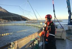 Valgte akvakultur grunnet mange jobbmuligheter