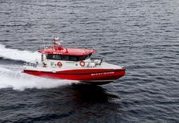 Dykkerbåt til KB Storm overlevert