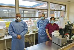 Skretting dona termociclador a Hospital Base de Osorno