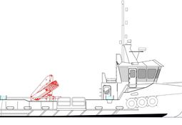 Highlands-built boat takes shape for Scottish Sea Farms