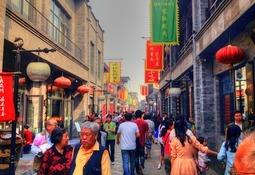 Nesten total stopp til Kina i forrige uke
