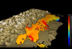 Desarrollan proyecto para predecir condiciones de cultivo para salmón en Chile