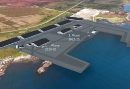 The rising tide of on-land salmon farming