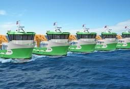 Service boat operator FSV orders five new vessels