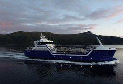 Entregan segundo wellboat híbrido equipado en tiempo récord