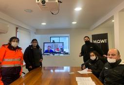 Mowi Chile finaliza con éxito negociación colectiva vía remota