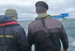 Armada aprueba plan de Blumar para medir impactos tras hundimiento de centro