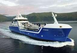 Rostein passerte milliarden - Vår lidenskap er bygging og drift av brønnbåter