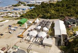 Keepex y Piscicultura Lago Sofía desarrollan nuevo modelo de difusores de oxígeno