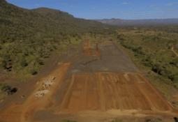 Comienza construcción del primer centro de cultivo de tilapia en América Latina
