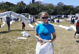 SAMS researcher aids Mauritius oil spill clean-up