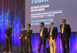 Anuncian fecha para edición virtual de AquaVision 2020