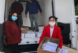 Ventisqueros apoya a pescadores de Caleta Anahuac con compra de sus productos