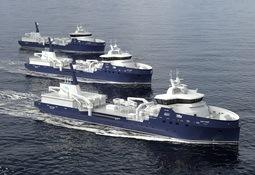 Solvtrans da el vamos para construir tres nuevos wellboats
