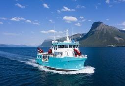 Aquaship har fått ny slaktebåt