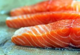 Compañía austríaca imprime filetes de salmón vegano en 3D