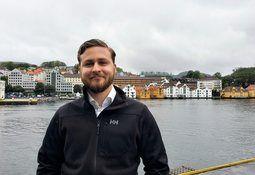 Ace Aquatec åpner kontor i Norge - Han skal lede det