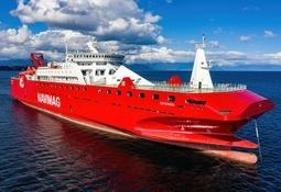 Moderno ferry transportará mayor carga entre Puerto Montt y Puerto Natales