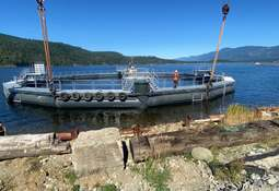 All systems go for BC closed containment trial