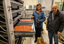 Rognkorn nr. 100 millioner levert fra SalmoBreed Salten til Blom Settefisk