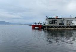 Ny lokalitet og ny fisk. Sjekk hva den nye arbeidsbåten skal hete
