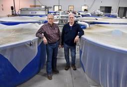 Proyecto RAS que produce salmón coho en EE.UU. obtiene financiamiento