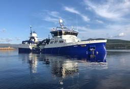 Cooke's wellboat transfers first smolts in 'fantastic' time