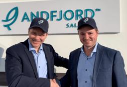 Bjarne Martinsen ny CFO i Andfjord Salmon