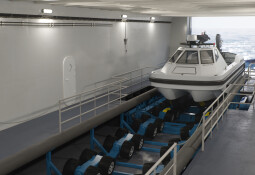 Palfinger og Atlas Elektronik UK med ny løsning for USV-håndtering